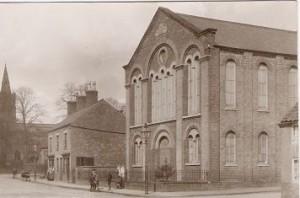 Methodist Church, Ruddington (historic)