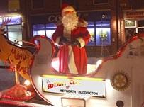 Rotary Santa