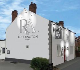Proposed Ruddington Arms Mock up