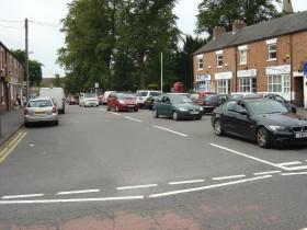 Cars on Church Street