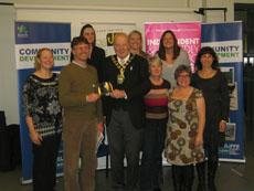Rushcliffe Community Awards 2014 resized