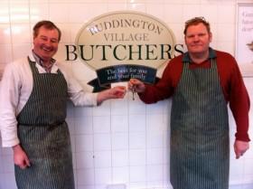 Butcher handover