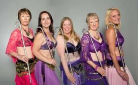 Ruddington Belly Dancers - Nara resized