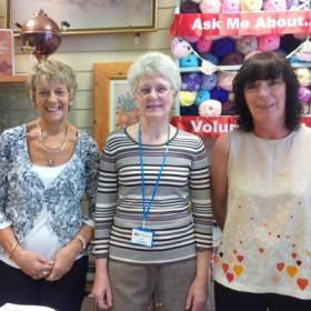 Ruddington Hospice Shop Volunteers Resized