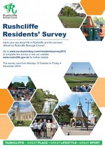 Residents Survey Poster