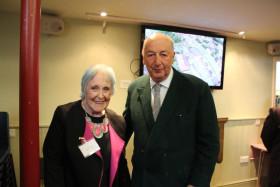 Image 2 - Audrey Winkler and the Duke of Devonshire