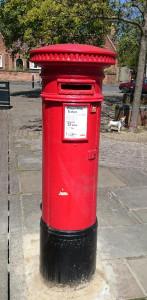 Operational Post Box 1