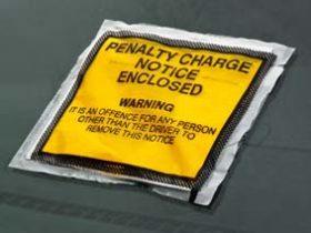 Parking penalties