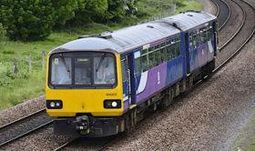 Class 144 DMU Railcar (144003)