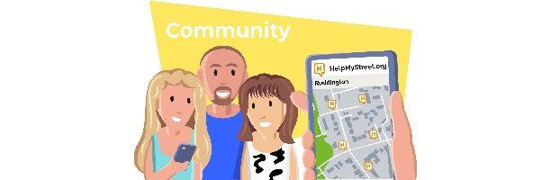 HelpMyStreet image