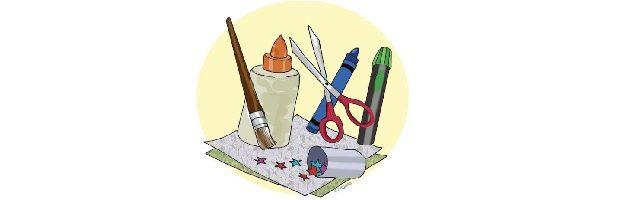 Craft materials