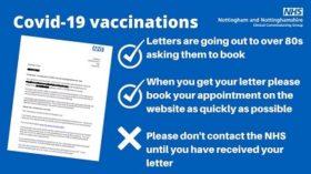 Covid vaccine poster