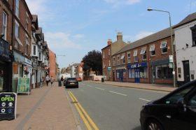 Ruddington High Street