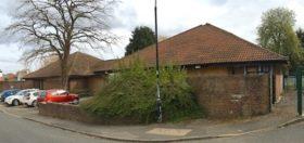 Ruddington's old Youth & Community Centre