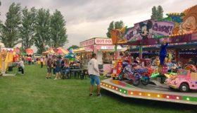 The Wakes Fun Fair