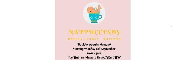 Nappuchinos flyer