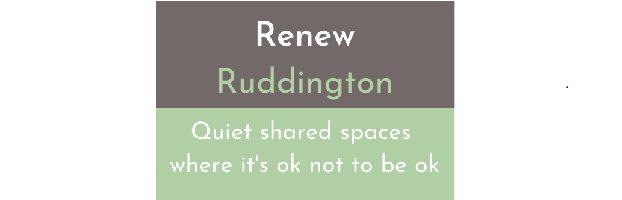 Renew Ruddington - logo